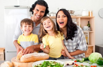 Top 10 foods to boost your child's health and happiness