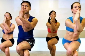 Top 5 Benefits of Bikram Yoga!