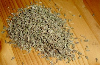Top 5 Health Benefits of Aniseed!