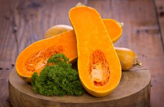 Top 5 Health Benefits of Butternut Squash!