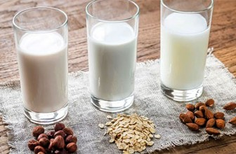 Top 5 Health Benefits of Dairy-Free Milk!