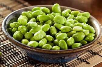 Top 5 Health Benefits of Edamame Beans!