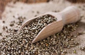 Top 5 Health Benefits of Hemp Seeds!