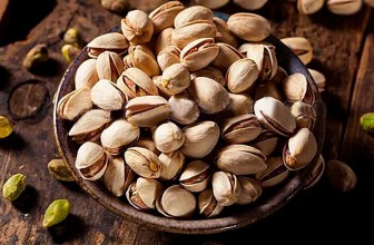 Top 5 Health Benefits of Pistachio Nuts!