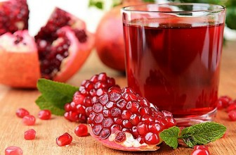 Top 5 Health Benefits of Pomegranate!