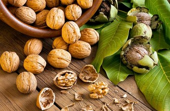 Top 5 Health Benefits of Walnuts!