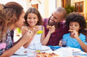 Top 5 Healthy Restaurants for Kids
