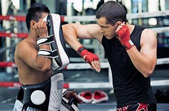 Top 5 Kickboxing Exercises!