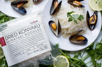 Yu & Mi Company – Dried Konyaku